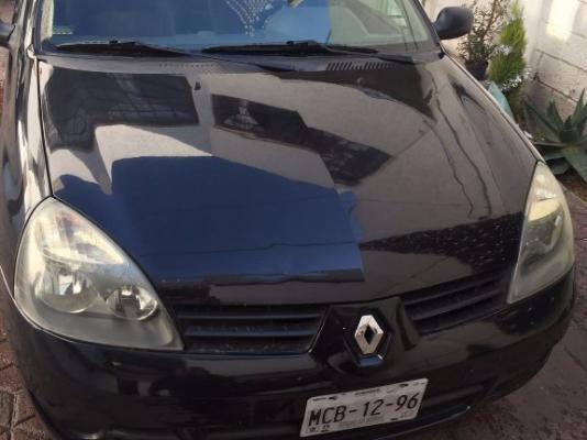 Renault clio 2008 hatchback 5 puertas en azcapotzalco - Clio 2008 5 puertas precio ...