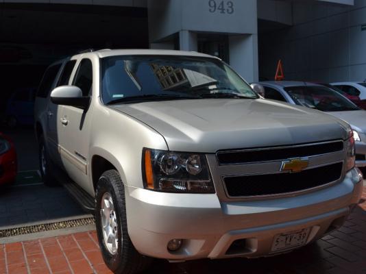 Chevrolet Suburban 2014 Camioneta SUV en Ciudad de México