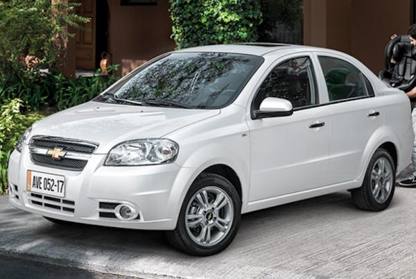Chevrolet Aveo Emotion 2017 Nuevo 0km Comprar En Patiotuerca Ecuador