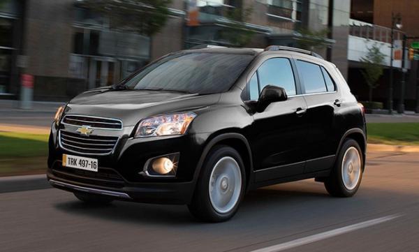 Chevrolet Tracker 2016 - Nuevo 0km - Comprar en PATIOTuerca Ecuador