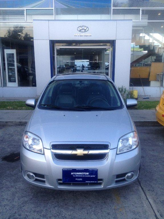 Financiamiento Para Chevrolet Aveo Emotion Gls 2013 Patiotuerca