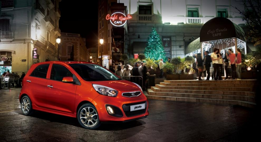 kia picanto 2013 hatchback 5 puertas en santa cruz andr s ib ez comprar usado en patiotuerca. Black Bedroom Furniture Sets. Home Design Ideas