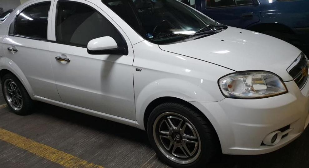 Chevrolet Aveo Emotion 2012 Sedn En Quito Pichincha Comprar Usado