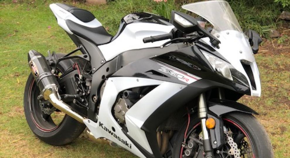 Kawasaki Zx 10 R 2013 Super Sport Pista En Quito Pichincha