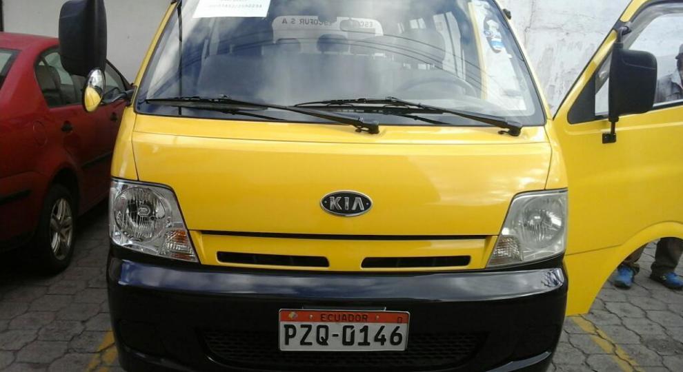 Kia pregio 2005 van en quito pichincha comprar usado en for Sillas para kia pregio