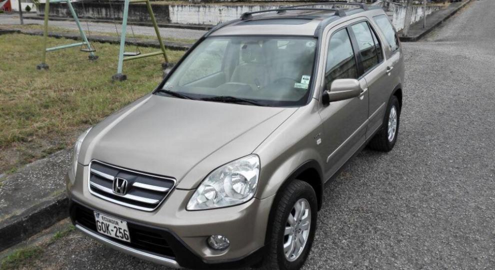 Honda cr v 2006 todoterreno en ambato tungurahua comprar for Costo filtro aria cabina honda crv