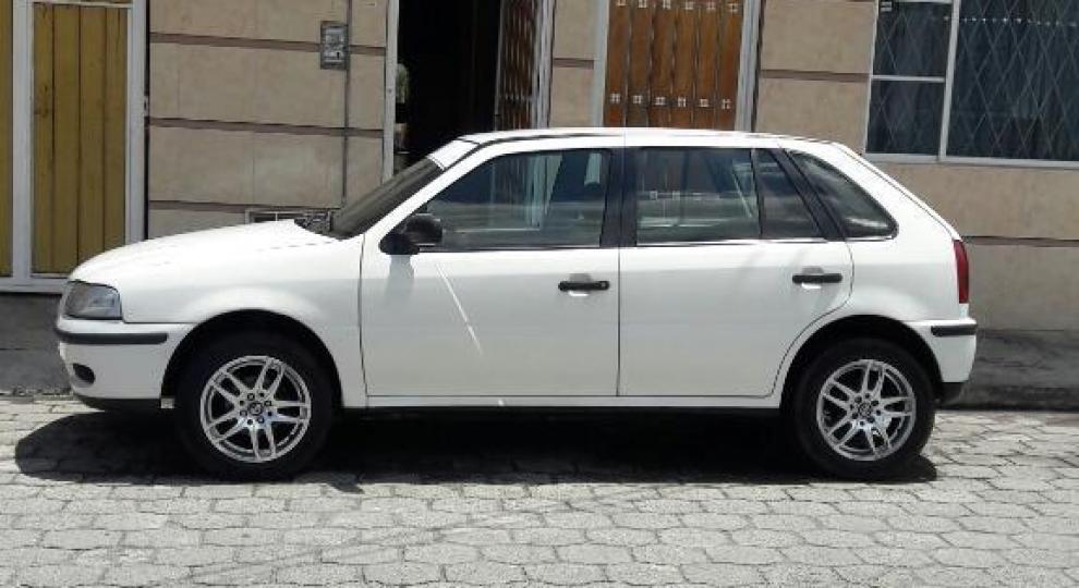 Volkswagen Gol 2004 Hatchback 3 Puertas En Ibarra