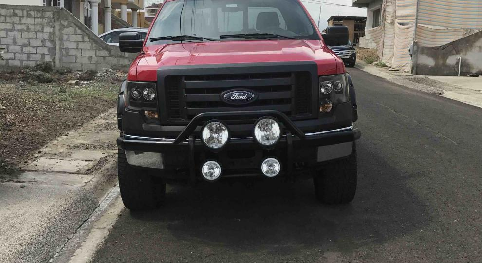 Ford F150 XL CS 2010 Manta
