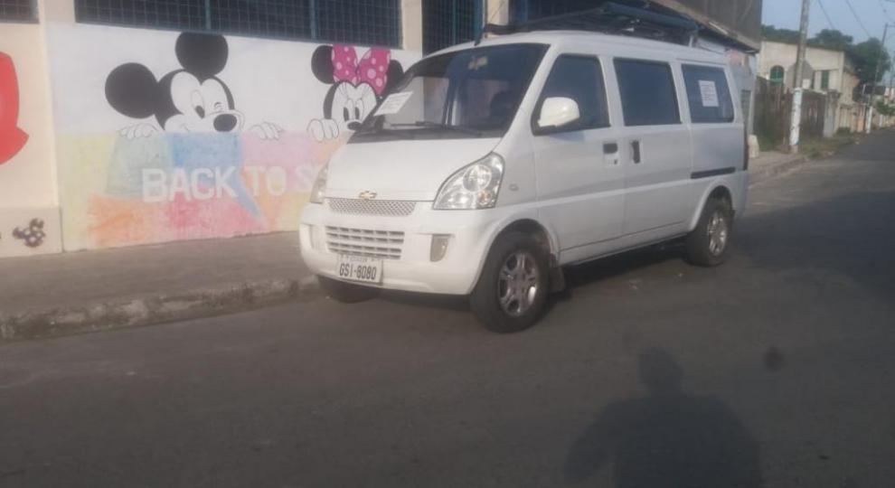 Chevrolet N300 2013 Van En Duran Guayas Comprar Usado En