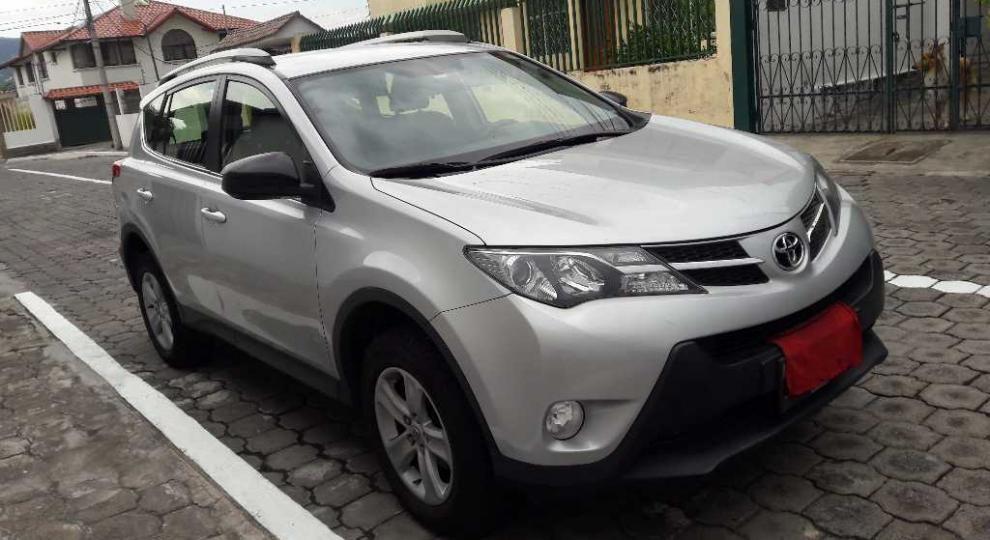Toyota New Rav4 Ac 2 0 5p 2014 Todoterreno En Quito