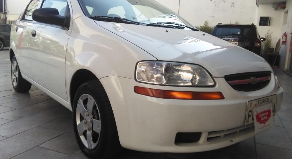 Chevrolet Aveo Family 2014 Sedn En Quito Pichincha Comprar Usado