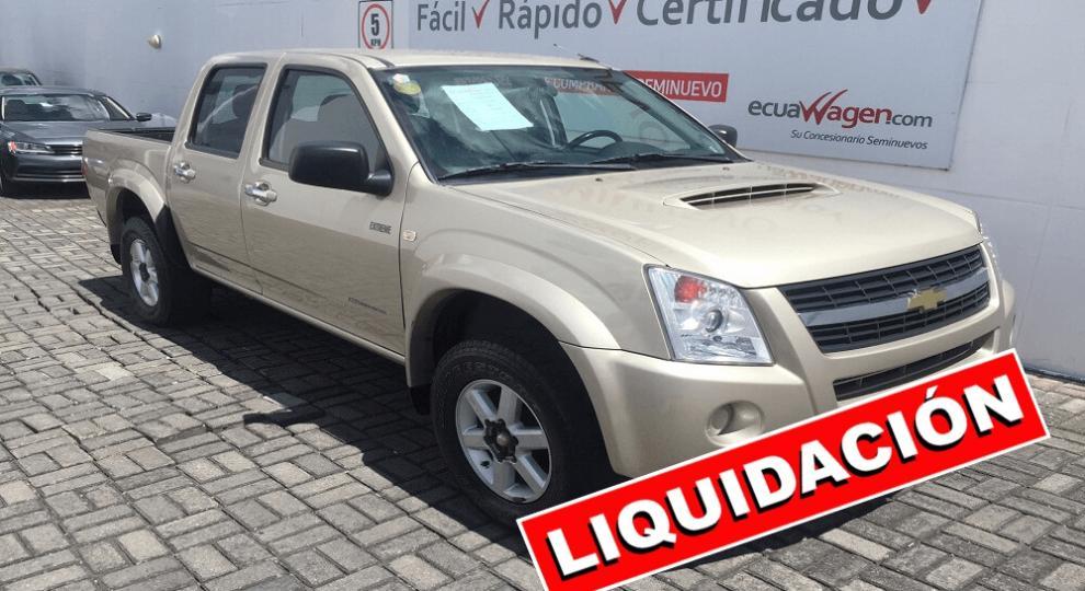 Chevrolet Dmax Diesel Ecuador 2014 | Autos Post