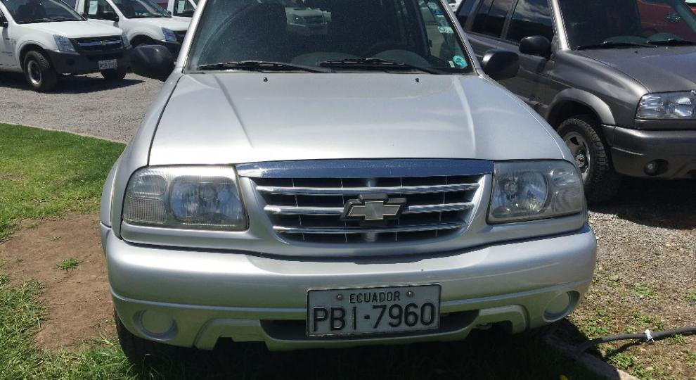 Chevrolet grand vitara 5p 2011 todoterreno en ibarra - Imbauto ibarra ...