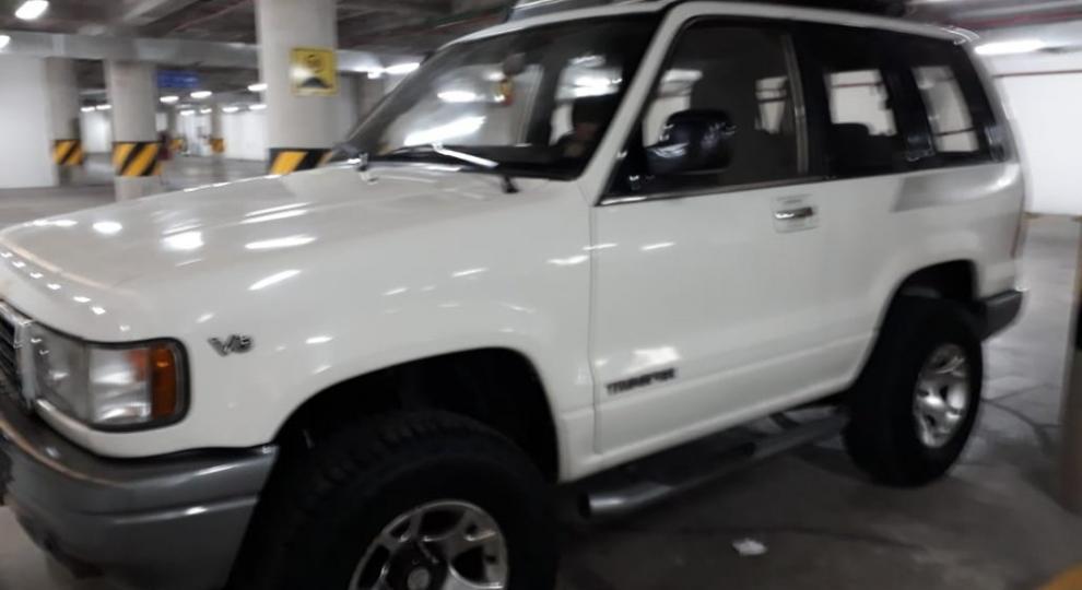 Chevrolet Trooper 3p 1994 Todoterreno En Quito Pichincha Comprar