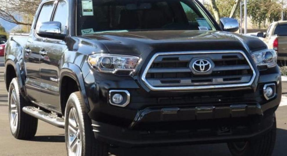 toyota tacoma 2018 camioneta doble cabina en quito pichincha comprar usado en patiotuerca ecuador. Black Bedroom Furniture Sets. Home Design Ideas
