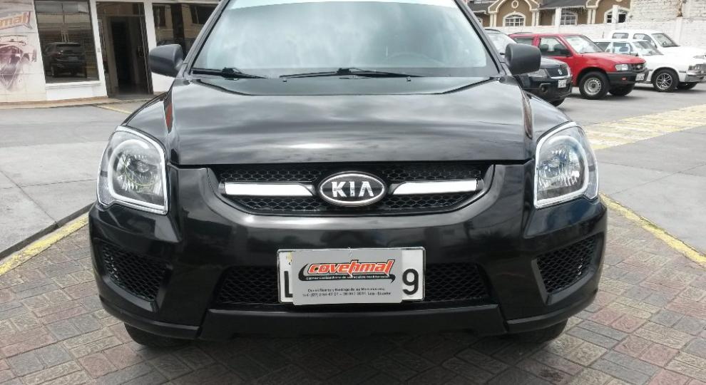 kia sportage active 2012 todoterreno en loja loja comprar usado en patiotuerca ecuador. Black Bedroom Furniture Sets. Home Design Ideas