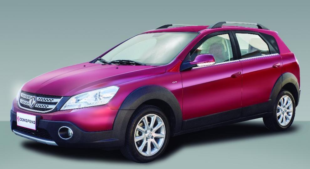 Dongfeng H30 Cross Ac 1 6 5p 4x2 2017 Hatchback 5 Puertas