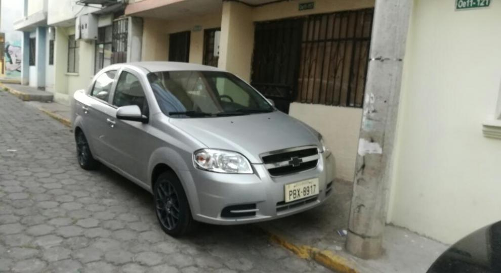 Chevrolet Aveo Emotion Gls 2012 Sedn En Quito Pichincha Comprar