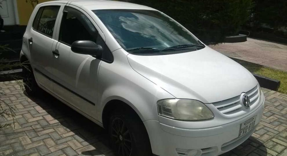 volkswagen fox 2006 hatchback 5 puertas en quito. Black Bedroom Furniture Sets. Home Design Ideas