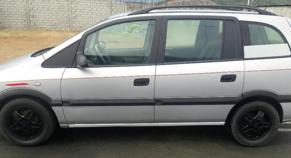Chevrolet Zafira 2003 Mini Van Mpv En Guayaquil Guayas Comprar