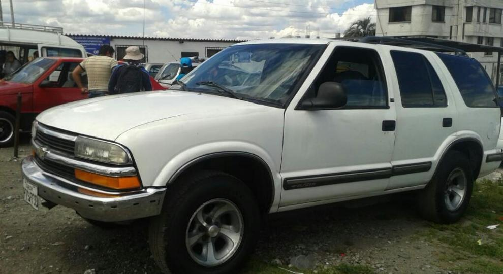 Chevrolet Blazer 1998 Todoterreno En Quito Pichincha Comprar Usado