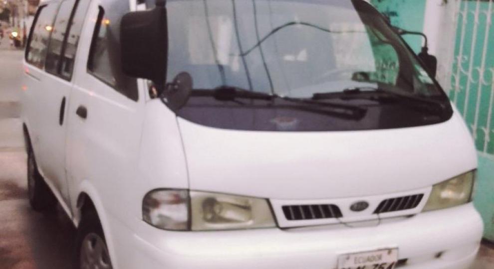 Kia pregio 2002 van en guayaquil guayas comprar usado en for Sillas para kia pregio