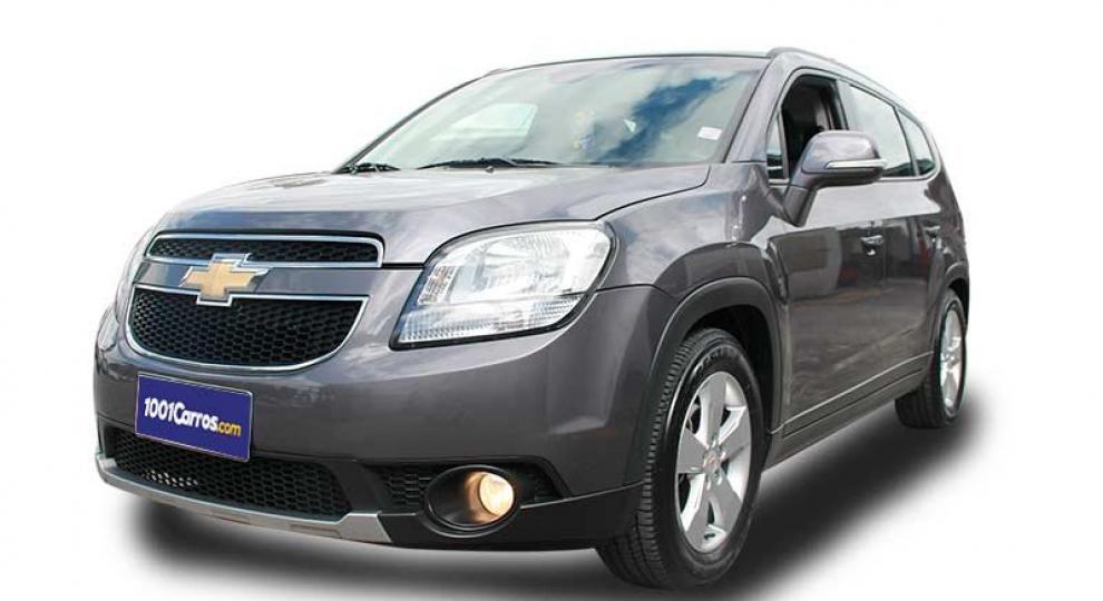 Chevrolet Orlando 2014 Crossover En Quito Pichincha Comprar Usado