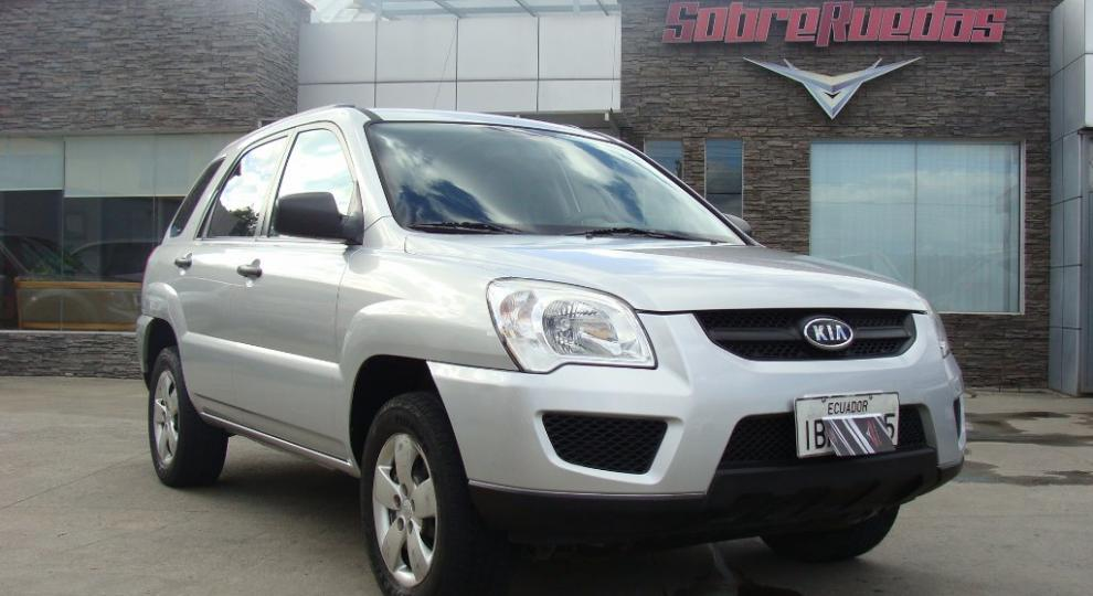 kia sportage active 2011 todoterreno en cuenca azuay comprar usado en patiotuerca ecuador. Black Bedroom Furniture Sets. Home Design Ideas