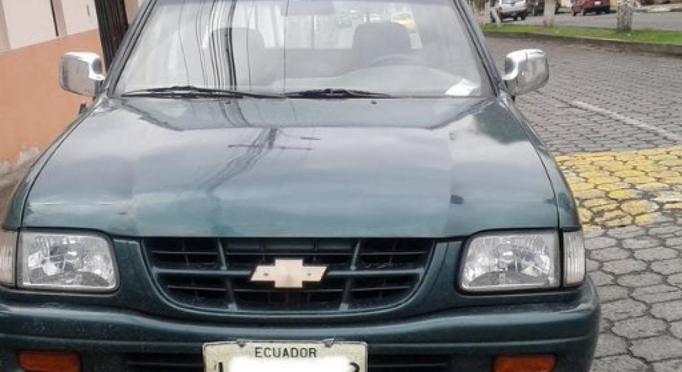 Chevrolet Luv V6 Cd 2003 Camioneta Doble Cabina En Ibarra Imbabura