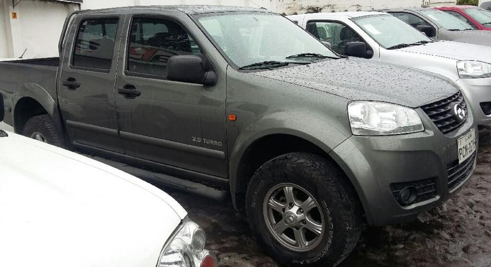 Great Wall Wingle 4x4 Diesel CD Pick Up 2015 Camioneta ...