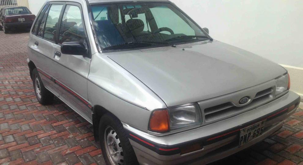 Ford Festiva 1994 Hatchback 5 Puertas En Quito