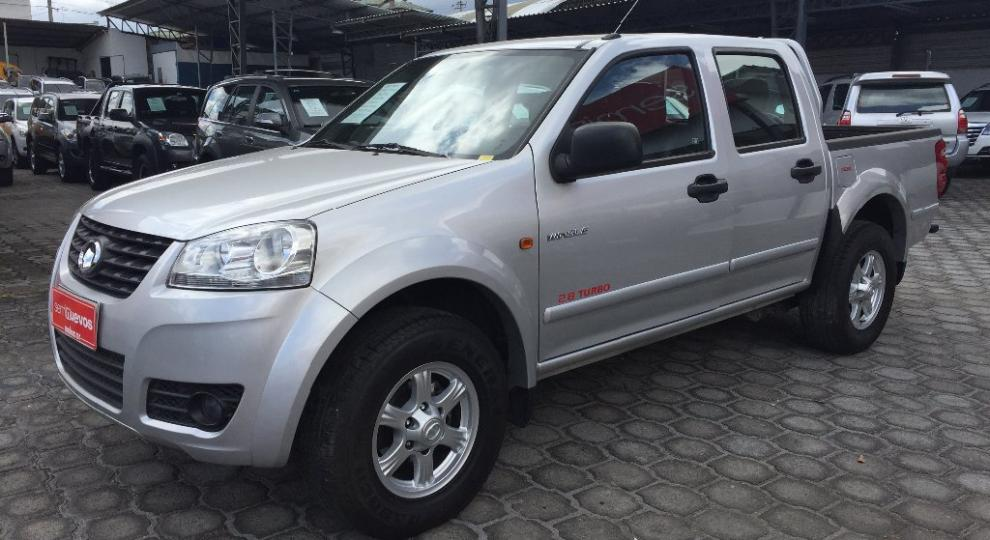 Great Wall Wingle 4x4 Diesel 2016 Camioneta Doble Cabina