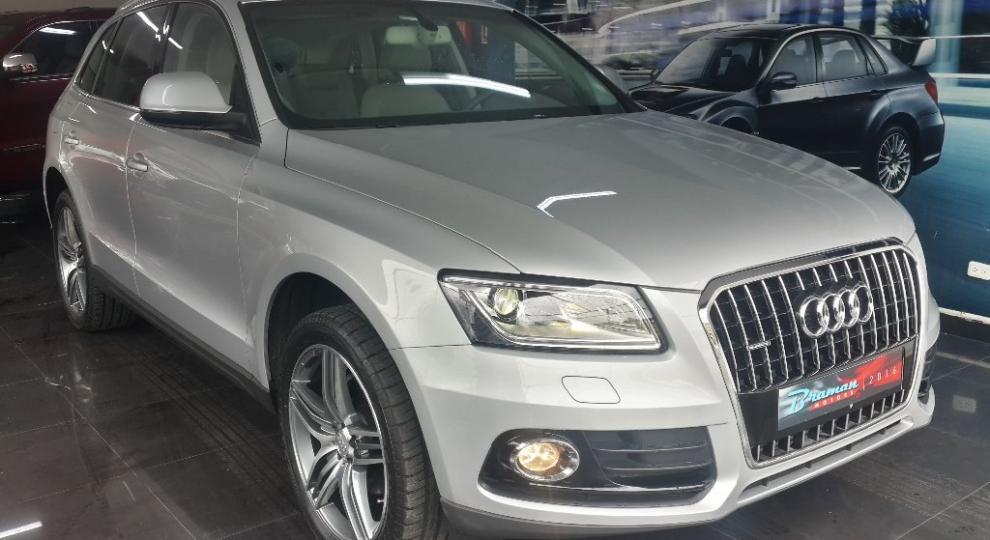 Audi Q5 2014 Todoterreno En Quito Pichincha Comprar Usado
