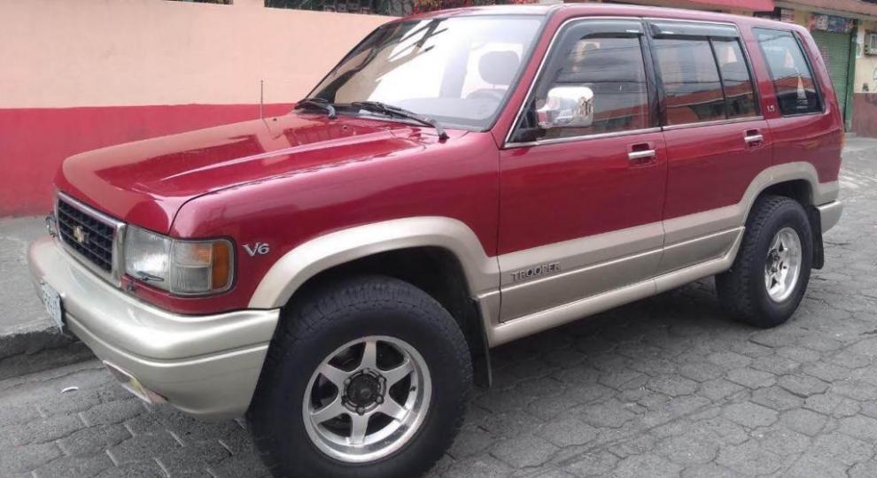 Chevrolet Trooper 5p 1996 Todoterreno En Quito Pichincha Comprar