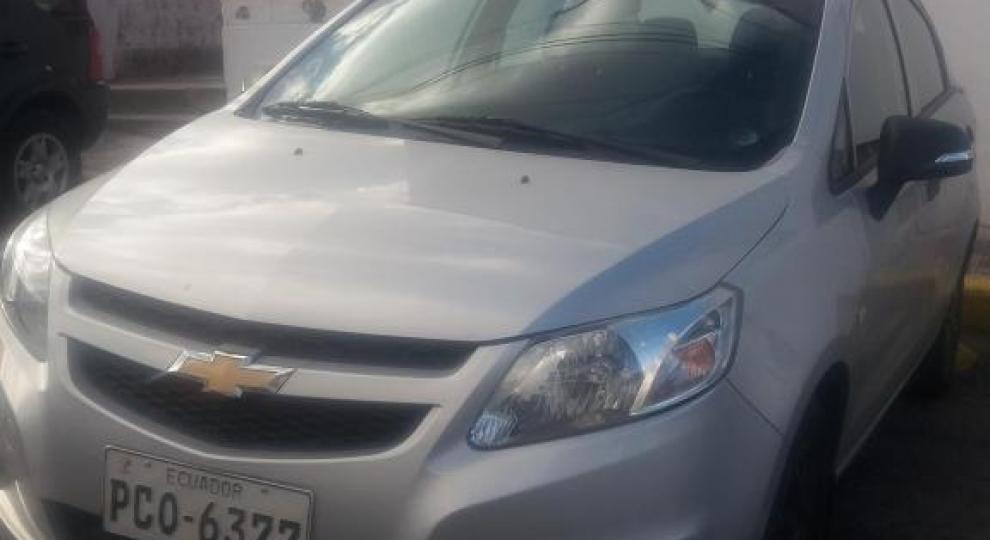 Chevrolet Sail 2015 Hatchback (5 Puertas) en Quito, Pichincha ...