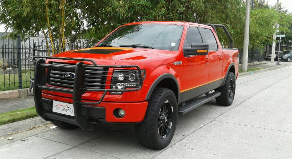 Ford F 150 Fx4 2012 Camioneta Doble Cabina En Guayaquil