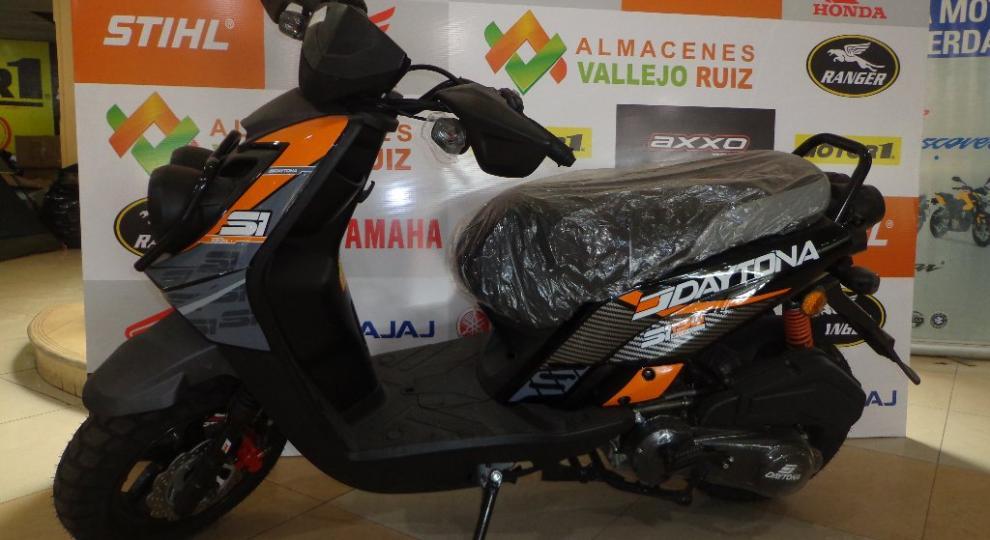 Daytona Dy150 1 2016 Scooter En Santo Domingo Santo