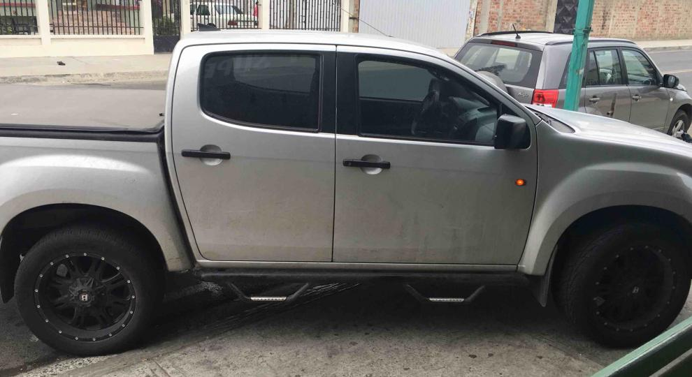 Chevrolet D Max Crdi Ac 30 Cd 4x4 Tm Diesel 2014 | Autos Post