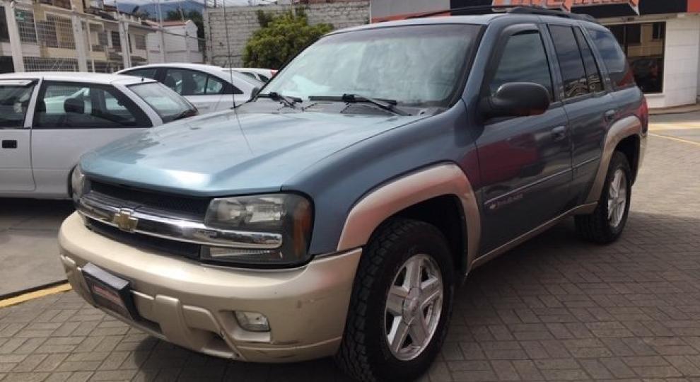 Chevrolet Trailblazer 2003 Todoterreno En Loja Loja Comprar Usado