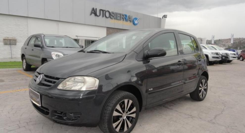 volkswagen fox 2006 hatchback 5 puertas en ambato. Black Bedroom Furniture Sets. Home Design Ideas