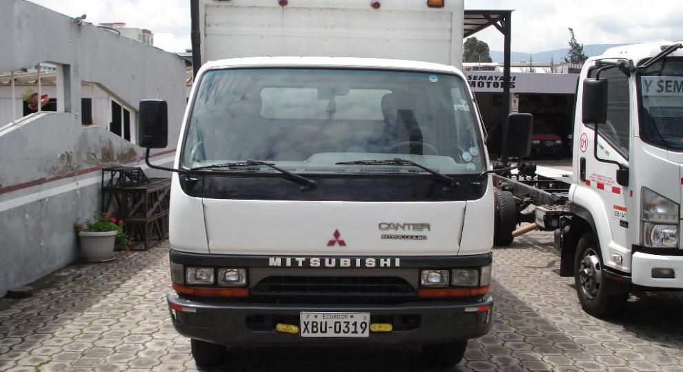 Mitsubishi Canter 2002 Cami 243 N Peque 241 O 3 A 6 Ton En