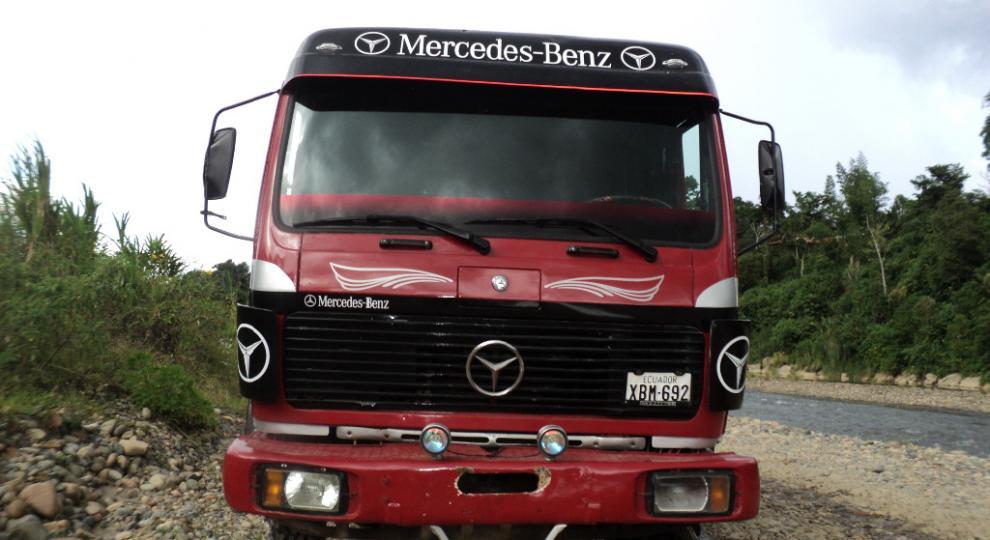 Mercedes Benz 1525 1990 Volqueta En Tena Napo Comprar