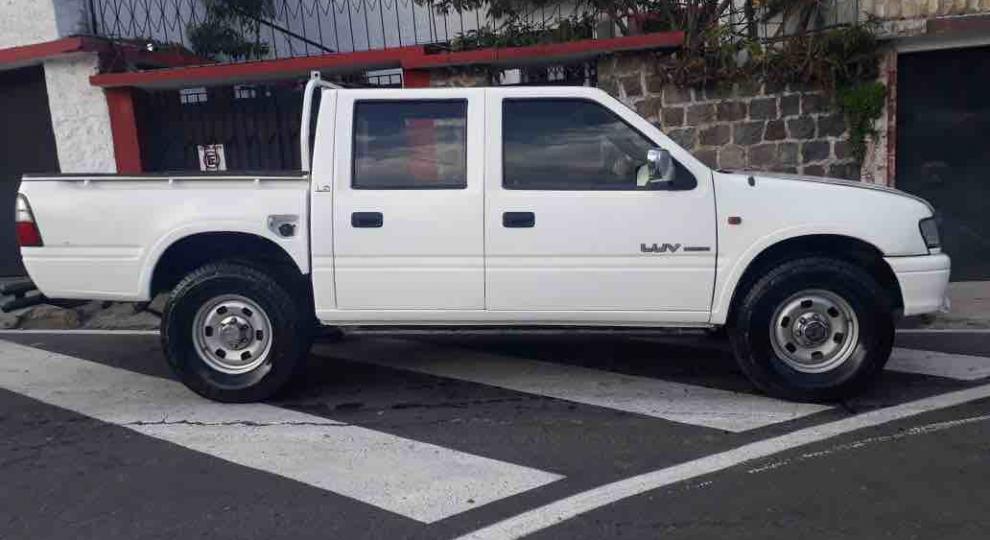 Chevrolet Luv V6 Cd 2003 Camioneta Doble Cabina En Quito Pichincha