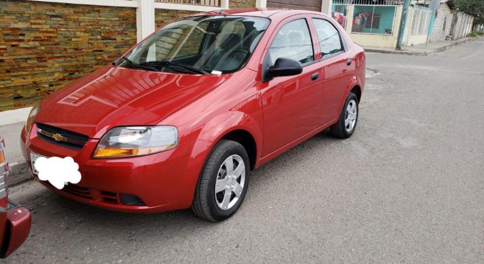 Chevrolet Aveo 2019 Hatchback 5 Puertas En Machala El
