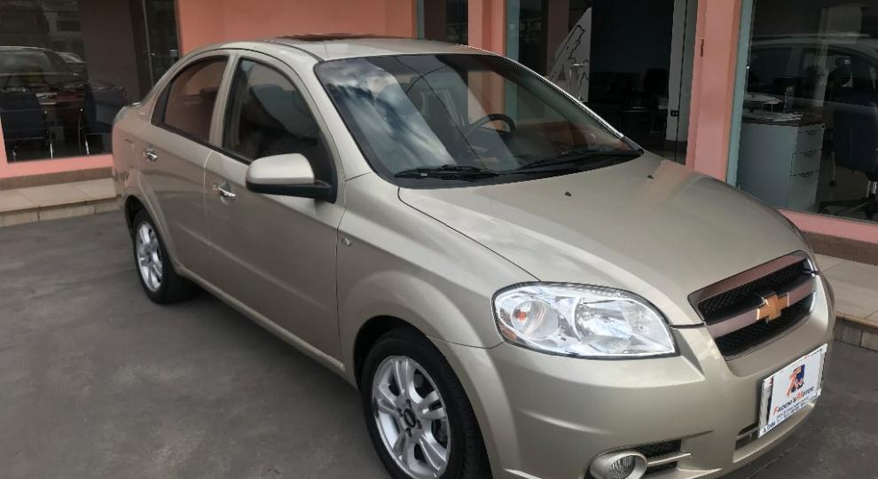 Chevrolet Aveo Emotion Advance 2014 Sedn En Cuenca Azuay Comprar