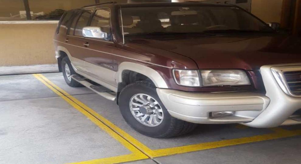Chevrolet Trooper 5p 2002 Todoterreno En Quito Pichincha Comprar