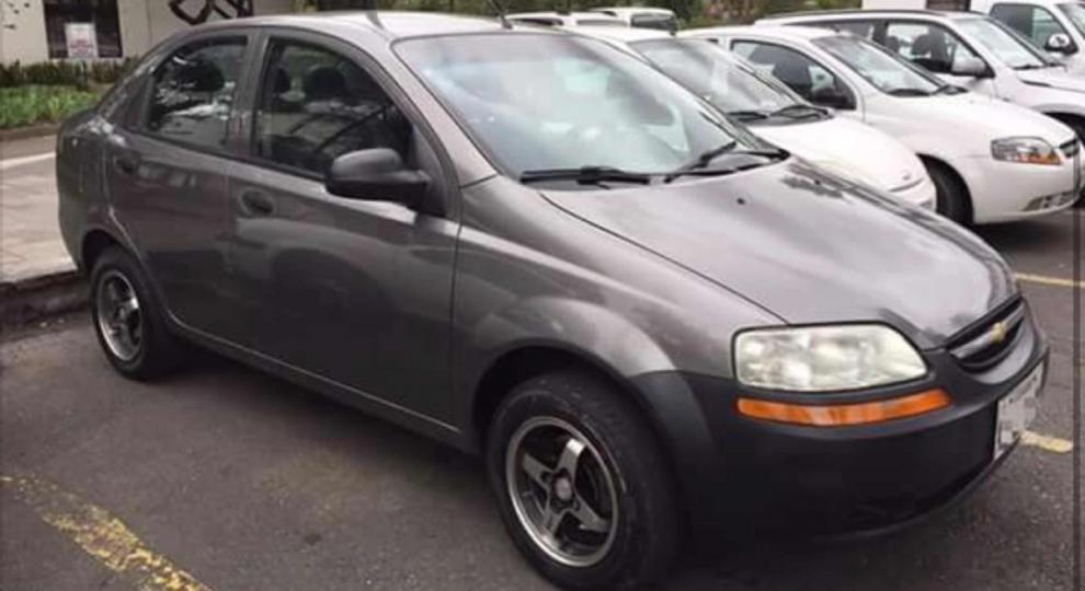 Chevrolet Aveo Family 2012 Sedn En Cuenca Azuay Comprar Usado En