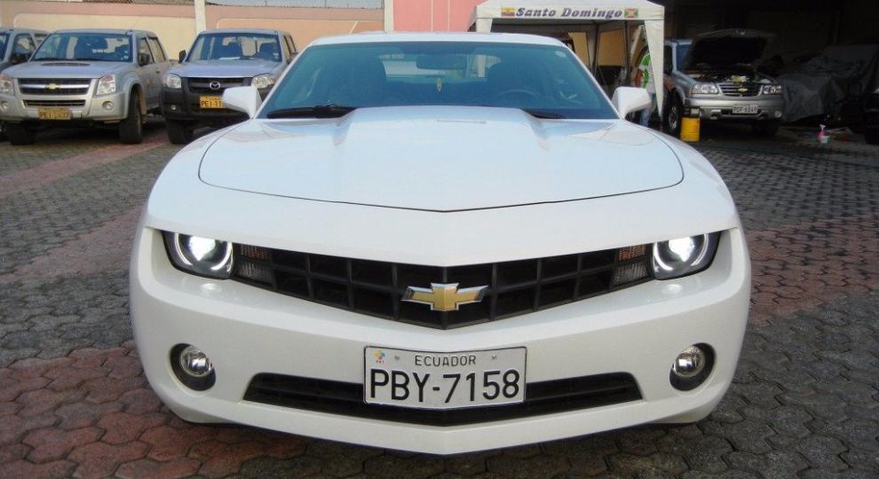Chevrolet camaro 2012 coup en santo domingo santo for Filtro cabina camaro 2016