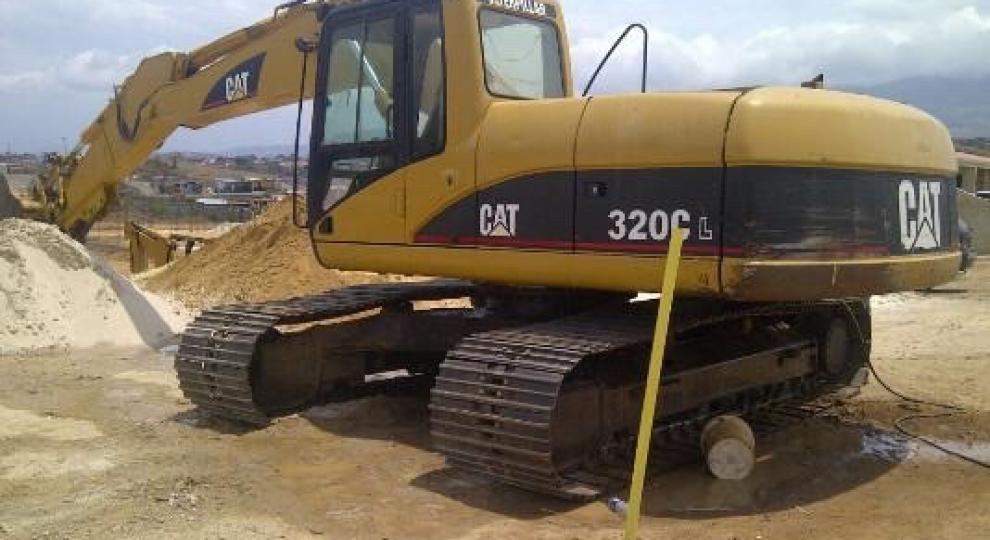 Caterpillar 320cl 2004 Excavadora En Cuenca Azuay Comprar
