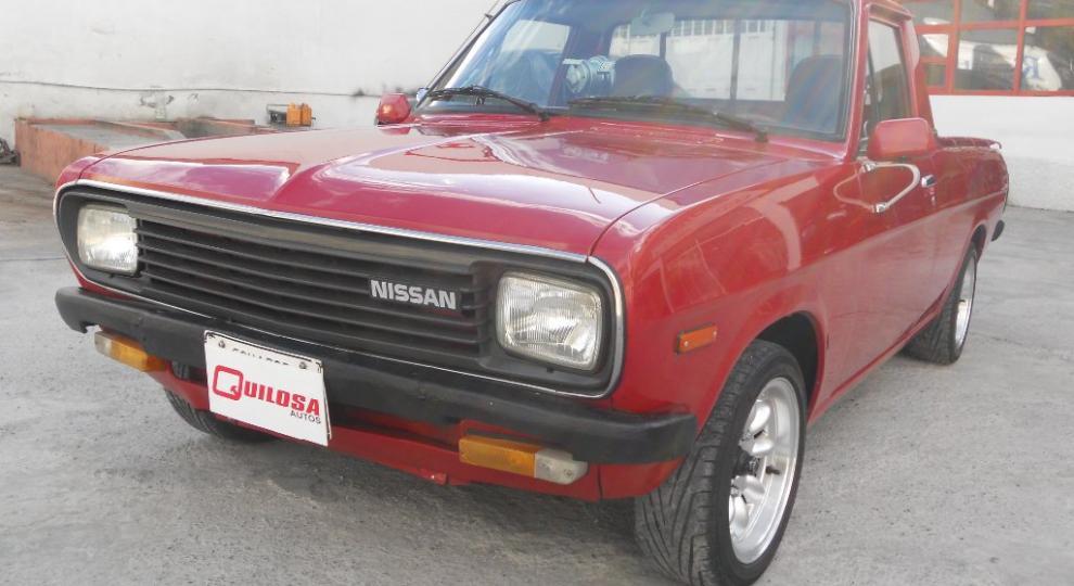 Nissan 1200 1996 Camioneta Cabina Simple En Ambato